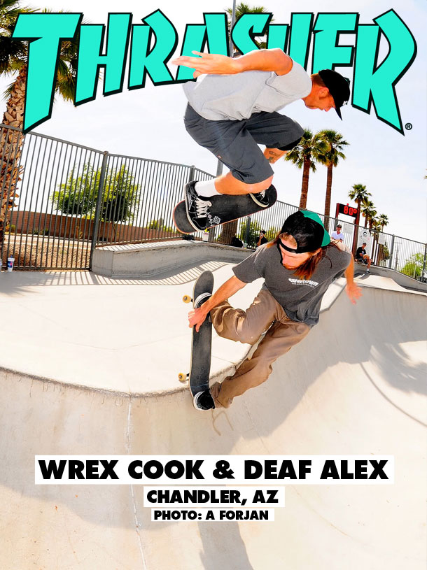 Wrex Cook And Deaf Alex