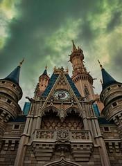 The Magic Castle Topaz Adjust (armadilo60) Tags: orlando disneyworld magickingdom topazadjust