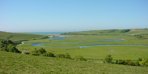 SDW Day 2: Cuckmere Meanders