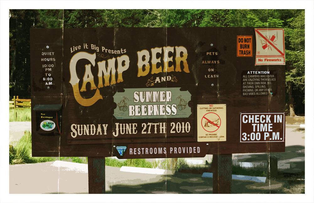 Camp Beer June 2010