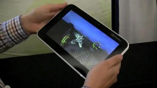 Tegra 2 Tablet