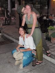 Chiang Mai Nat-Caro et Yannick