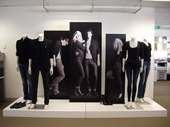 Retail Window displays using X-Board Print