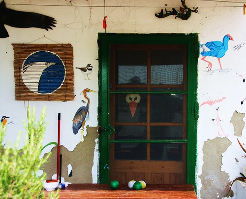 casa dels anelladors d'ocells