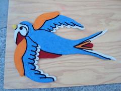 Sparrow Process 20