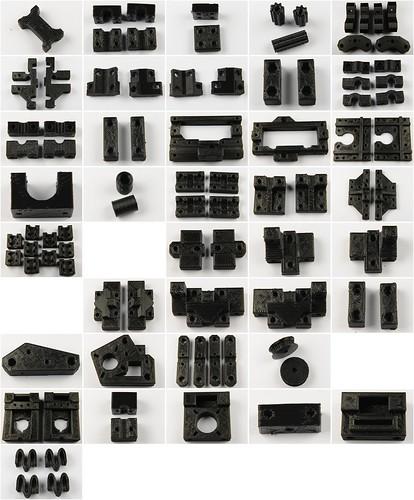 Mendel Parts