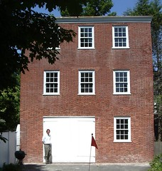 Jacob Perkins Newburyport, MA building: Exterior with Williamson