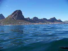 Rooiels coast