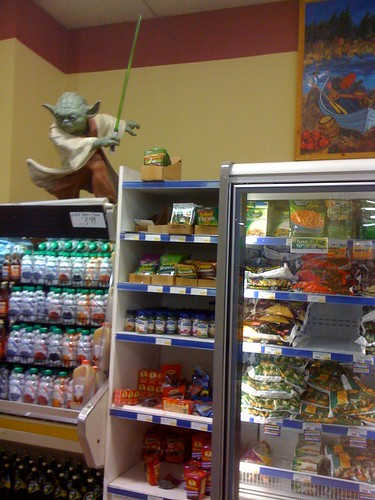 Yoda in Tignish, PE?