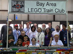 BayLUG at Maker Faire 2010
