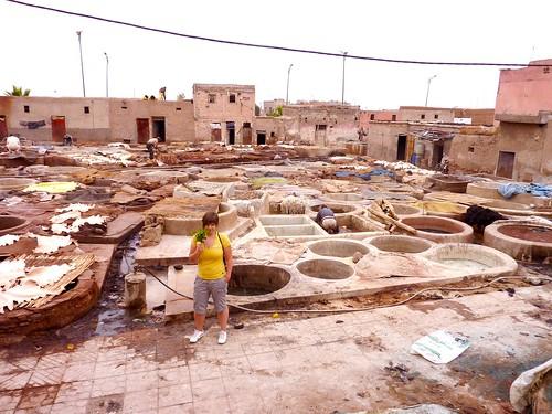 Marrakech: Tanners