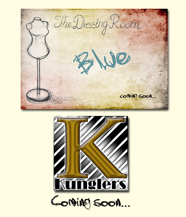The Dressing Room BLUE - Kunglers