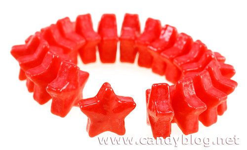 Lucky Stars Candy - Red
