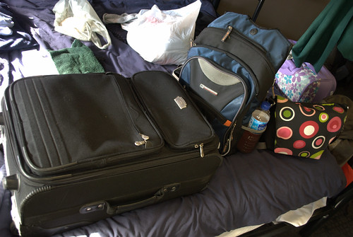Bags I'm traveling with