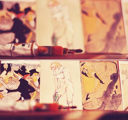 Soñando a Toulouse Lautrec (un relato)