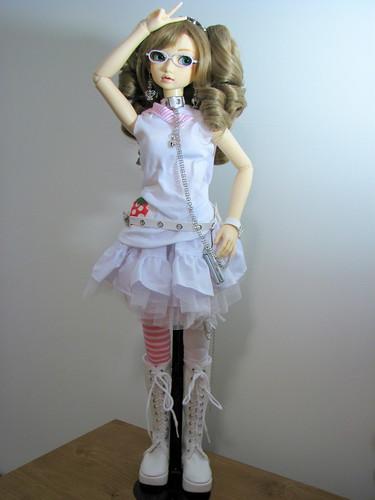 Aryanna white x pink 001