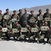 Afghan Air Corps Air Base Defense soldiers graduate training (5 Jun 2010)