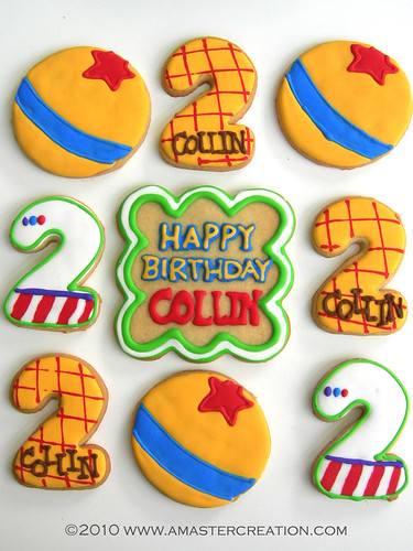 Collin's Toy Story birthday!