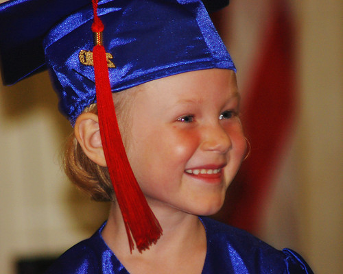 Emma's Preschool Graduation June 2010