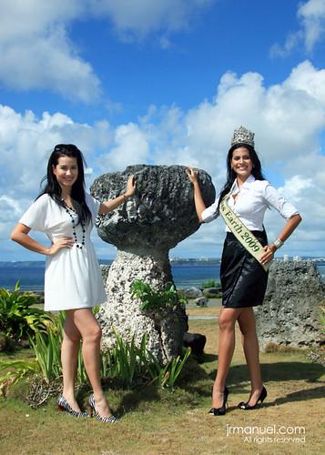 Larissa R. Ramos of Brazil in Guam