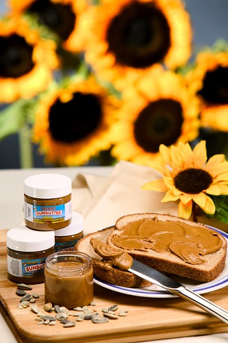 Sunbutter, developed by USDA scientists from sunflower, resembles the flavor, texture and appearance of commercially available peanut butter.