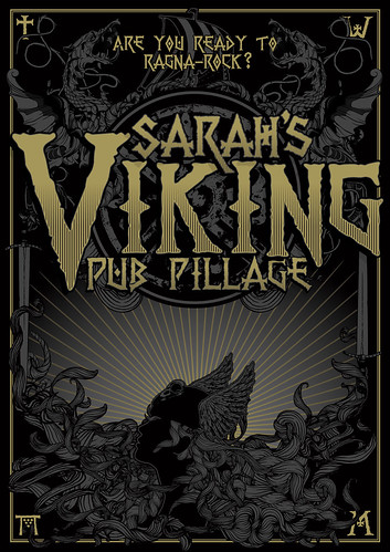 Sarah's Viking Pub Pillage by Dan Shearn