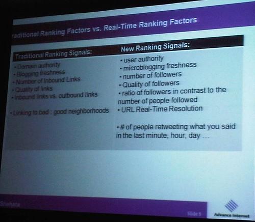 possible factors slide