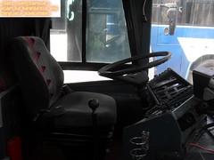 NEOPLAN CITYLINER Cockpit by ISLAND STAR EXPRESS (2nd Shot) (SAINTCHRISTOPHER - Neoplan Adventure) Tags: saint christopher neoplan cityliner