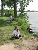 fun (rdrgary) Tags: summer vacation lake kids fun fishing pond kansas wichita 2010 schoolisout almsummer