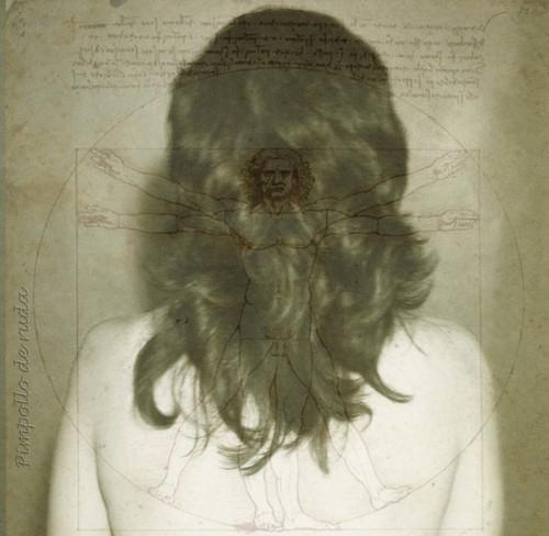 Vitruvio's woman