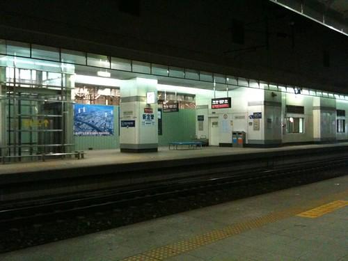 台鐵新左營站