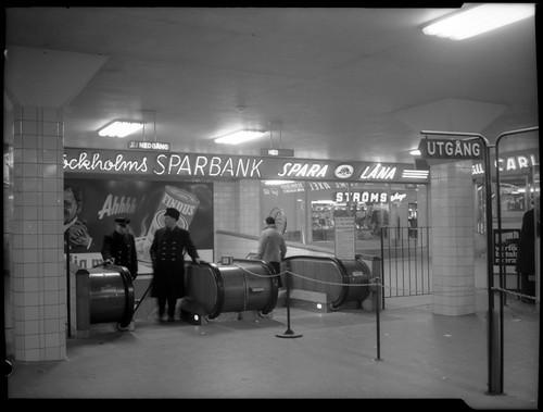 Hötorgets tunnelbanestation