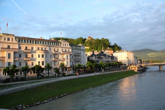 Hotel Sacher - salzburg - (1)
