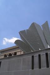 Nelson-Atkins shuttlecock (prosperoandmiranda) Tags: kansascity missouri artmuseum nelsonatkins shuttlecock