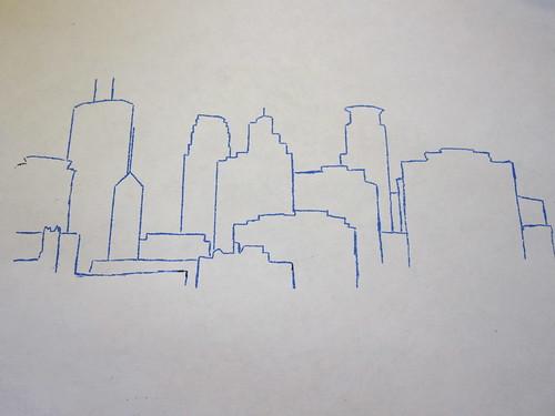 #161 - Skyline