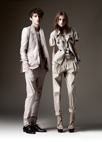 Charlie France0137_SS10 Burberry Pre-Collection(Official)
