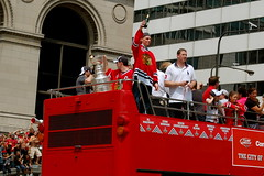 Blackhawks Stanley Cup Parade
