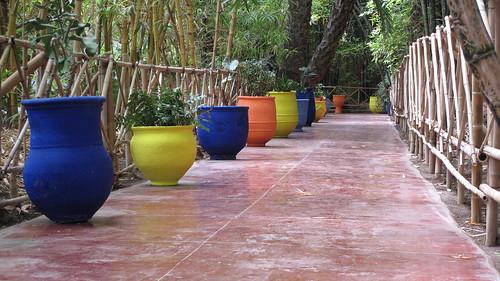 Parque Marjorelle