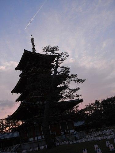 薬師寺(ひかりの天空夢)@西ノ京-09
