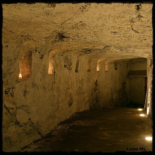 Cuevas De Florentina (Melilla La Vieja)