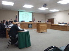 Lowndes County Commission 8 June 2010