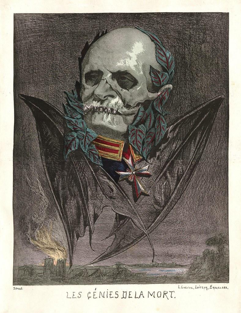 Les Genies de la Mort b