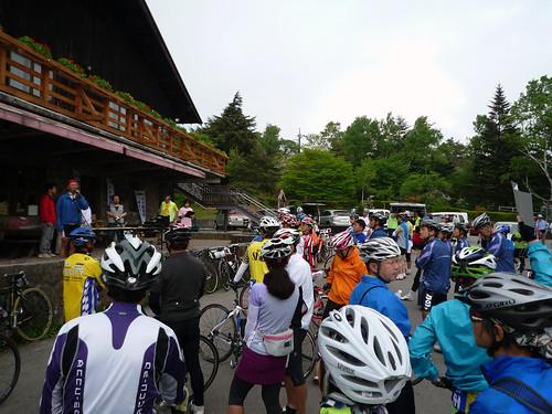 2010.6.13 Yatsugatake Cycling