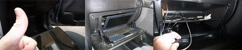 Netbook Car PC