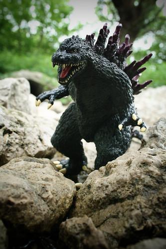 Godzilla (by ElDave)