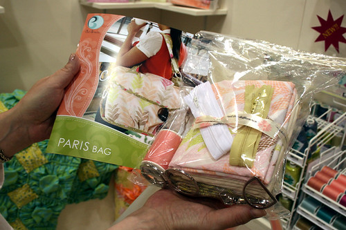 Paris Bag Kit