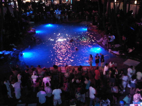 The Pool at Harrah's