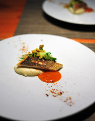 8th Course: Mediterranean Sea Bass
