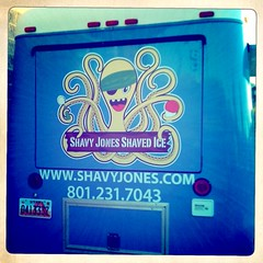 the Shavy octo man