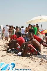 IMG_3926 (Streamer -  ) Tags: old girls people sun boys sport festival israel football sand soccer teen bikini volleyball maccabiah  teenage streamer   matkot    ashkelon